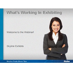 Whats working in exhibiting seminar