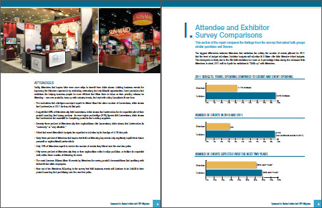 The Value of Trade Shows research report