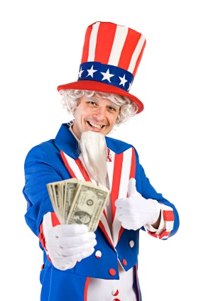 Uncle Sam Wants You To Buy A Trade Show Display