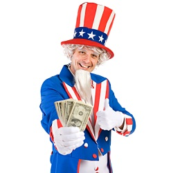 Uncle Sam Wants You To Buy A Tradeshow Display