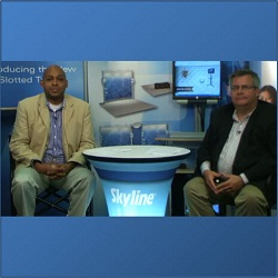 Reggie Lyons video blog on trade show promotions