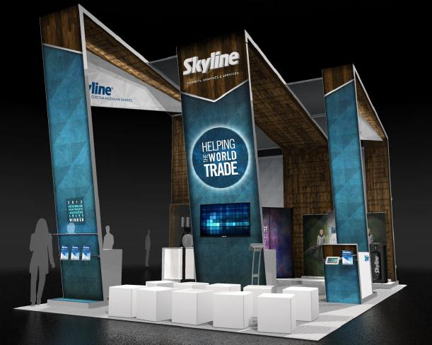 Exhibition Booth En Espanol : Reasons to visit skyline exhibits at exhibitor show