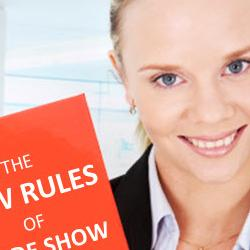 11 New Rules of Trade Show Marketing
