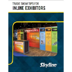 FREE NEW BOOK: Trade Show Tips for Inline Exhibitors