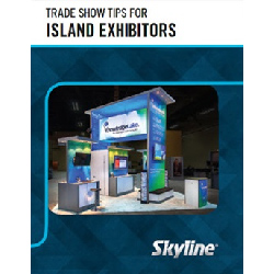 FREE NEW BOOK: Trade Show Tips for Island Exhibitors