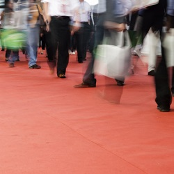 How to Attract Massive Crowds at Your Next Trade Show